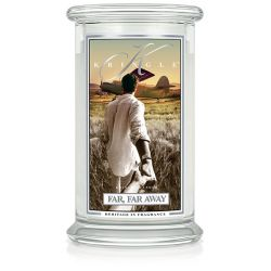 Candele profumate  color bianco  Far, Far Away Large Jar  online - Prezzo:   30.95 €