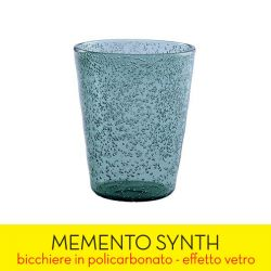 Living Memento color blu  SYNTH avio online - Prezzo:   4.90 €