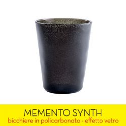 Living Memento color nero  SYNTH black transparent online - Prezzo:   4.90 €