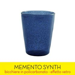 Living Memento color blu  SYNTH deep blue online - Prezzo:   4.90 €