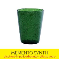 Living Memento color verde  SYNTH emerald online - Prezzo:   4.90 €