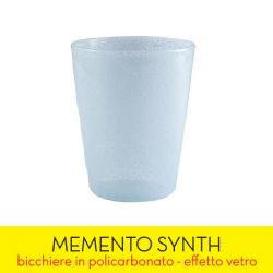 Living Memento color azzurro  SYNTH light blue online - Prezzo:   4.90 €