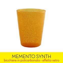 Living Memento color arancione  SYNTH mandarin online - Prezzo:   4.90 €