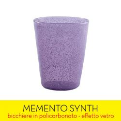 Living Memento color lilla  SYNTH mauve online - Prezzo:   4.90 €