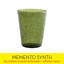 Living Memento color verde  SYNTH olive online - Prezzo:   4.90 €