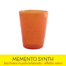 Living Memento color arancione  SYNTH orange online - Prezzo:   4.90 €
