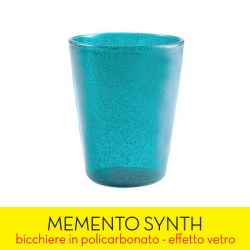 Living Memento color turchese  SYNTH turquoise online - Prezzo:   4.90 €