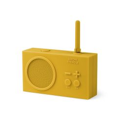 Idea regalo Lexon color giallo  Radio Tykho online - Prezzo:   66.00 €