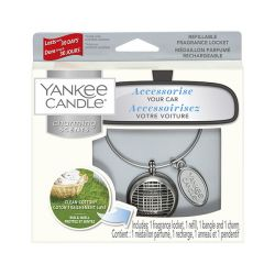 Yankee Candle per auto  color bianco  Charming Scents KIT LINEAR online - Prezzo:   11.99 €