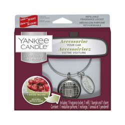Yankee Candle per auto  color rosso  Charming Scents KIT LINEAR online - Prezzo:   11.99 €