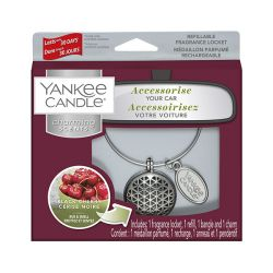 Yankee Candle per auto  color rosso  Charming Scents KIT GEOMETRIC online - Prezzo:   11.99 €