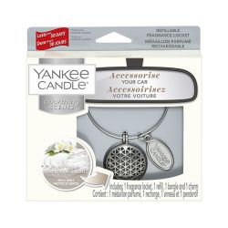 Yankee Candle per auto  color bianco  Charming Scents KIT GEOMETRIC online - Prezzo:   11.99 €