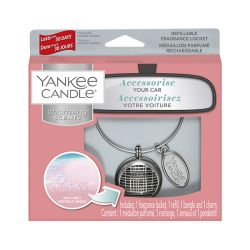 Yankee Candle per auto  color rosa  Charming Scents KIT LINEAR online - Prezzo:   11.99 €