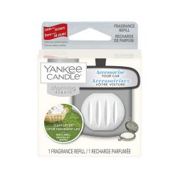 Yankee Candle per auto  color bianco  Charming Scents REFILL Clean Cotton online - Prezzo:   6.99 €