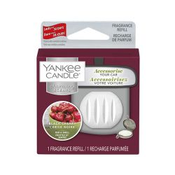 Yankee Candle per auto  color bianco  Charming Scents REFILL Black Cherry online - Prezzo:   6.99 €