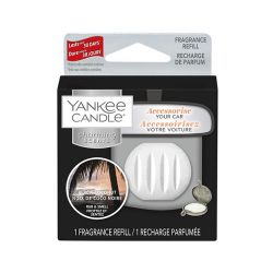 Yankee Candle per auto  color bianco  Charming Scents REFILL Black Coconut online - Prezzo:   6.99 €
