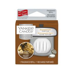 Yankee Candle per auto  color bianco  Charming Scents REFILL Leather online - Prezzo:   6.99 €