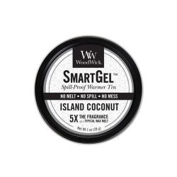 Diffusori WoodWick color nero  Smart gel ISLAND COCONUT online - Prezzo:   11.90 €