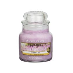 Candele profumate Yankee Candle color viola  Lavender Small Jar online - Prezzo:   11.90 €