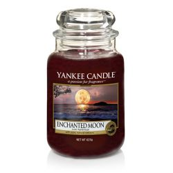 Candele profumate Yankee Candle color viola  Enchanted Moon Large Jar online - Prezzo:   29.90 €