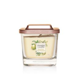 Candele profumate Yankee Candle color giallo  Citrus Groove Small Jar online - Prezzo:   11.90 €