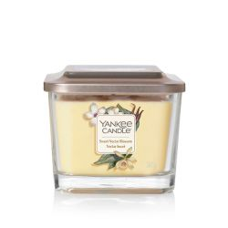 Candele profumate Yankee Candle color giallo  Sweet Nectar Blossom Medium Jar online - Prezzo:   24.90 €