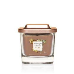 Candele profumate Yankee Candle color marrone  Harvest Walk Small Jar online - Prezzo:   11.90 €