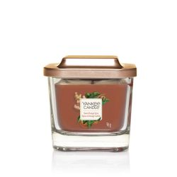 Candele profumate Yankee Candle color marrone  Sweet Orange Spice Small Jar online - Prezzo:   11.90 €