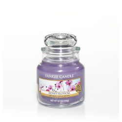 Candele profumate Yankee Candle color viola  Honey Blossom Small Jar online - Prezzo:   11.90 €