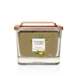 Candele profumate Yankee Candle color verde  Pear & Tea Leaf Medium Jar online - Prezzo:   24.90 €