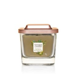 Candele profumate Yankee Candle color verde  Pear & Tea Leaf Small Jar online - Prezzo:   11.90 €