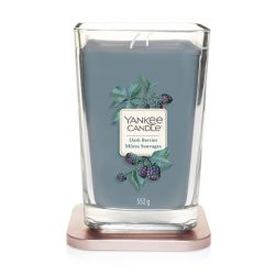 Candele profumate Yankee Candle color blu  Dark Berries Large Jar online - Prezzo:   29.90 €