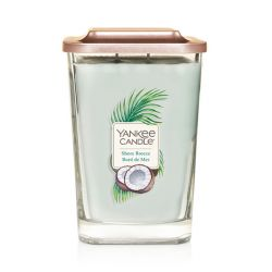 Candele profumate Yankee Candle color verde  Shore Breeze Large Jar online - Prezzo:   29.90 €
