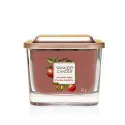 Candele profumate Yankee Candle color marrone  Amaretto Apple Medium Jar online - Prezzo:   24.90 €
