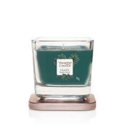 Candele profumate Yankee Candle color blu  Frosted Fir Small Jar online - Prezzo:   11.90 €