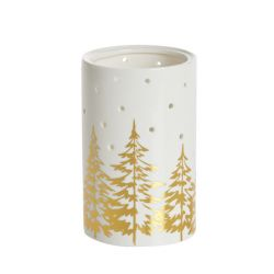 Accessori Yankee Candle color bianco  Winter Trees Luminary online - Prezzo:   11.95 €