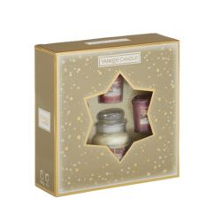 Confezioni regalo Yankee Candle color dorato  Gift Set SMALL JAR online - Prezzo:   17.95 €