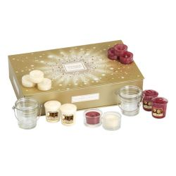 Confezioni regalo Yankee Candle color dorato  Gift Set TABLE DECORATION online - Prezzo:   22.95 €