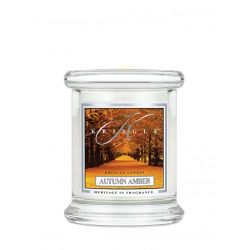 Candele profumate Kringle Candle color bianco  Autumn Amber Small Jar online - Prezzo:   16.90 €