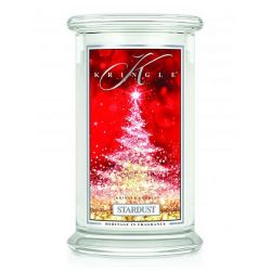 Candele profumate Kringle Candle color bianco  Stardust Large Jar online - Prezzo:   30.90 €