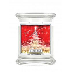 Candele profumate Kringle color bianco  Stardust Medium Jar online - Prezzo:   26.90 €