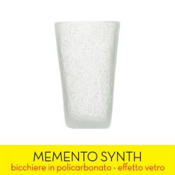 Living Memento color trasparente  SYNTH Transparent online - Prezzo:   7.90 €