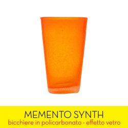 Living Memento color arancione  SYNTH Orange online - Prezzo:   7.90 €