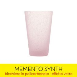 Living Memento color rosa  SYNTH Pink online - Prezzo:   7.90 €