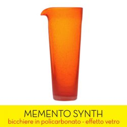 Living Memento color arancione  SYNTH Orange online - Prezzo:   15.90 €