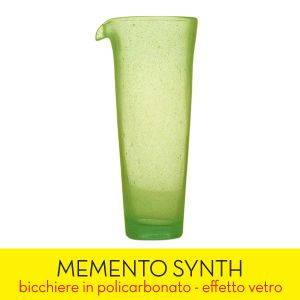 Living Memento color verde  SYNTH Lime online - Prezzo:   15.90 €