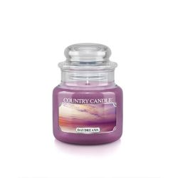 Candele profumate Country Candle color viola  Daydreams Small Jar online - Prezzo:   11.90 €