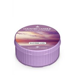 Candele profumate Country Candle color viola  Daydreams Daylight online - Prezzo:   3.65 €