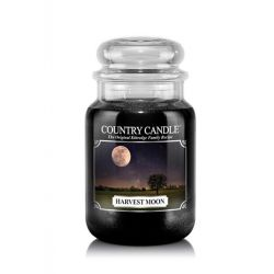 Candele profumate Country Candle color nero  Harvest Moon Large Jar online - Prezzo:   29.90 €