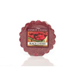 Candele profumate Yankee Candle color rosso  Black Cherry Wax Melt online - Prezzo:   2.25 €